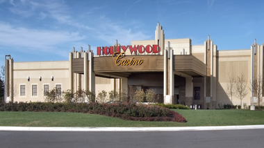 exterior of Hollywood Perryville
