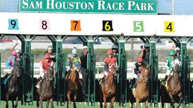 Sam Houston Race Park