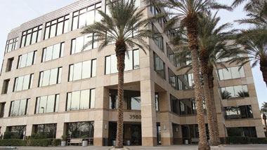 Penn National Gaming Las Vegas corporate offices